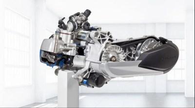 Moteur Peugeot Métropolis 400 euro 5