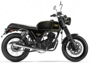Mash Black Seven 125 Noir