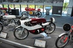 Kawasaki KR2 del 1969.