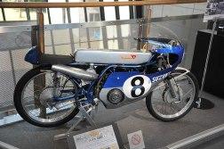 Suzuki 50 RK67 del 1967.