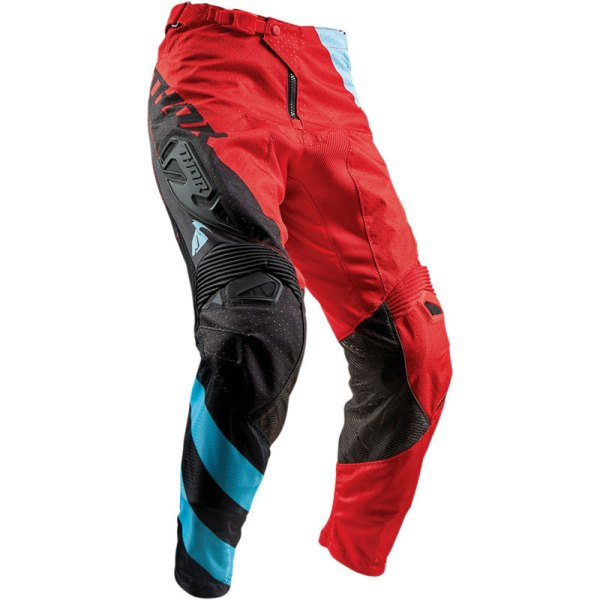 Thor Fuse Air Rive Red/blue Pant 2018 TR-2901-6436 Offroad ...