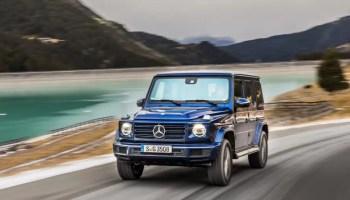 Mercedes G wagon