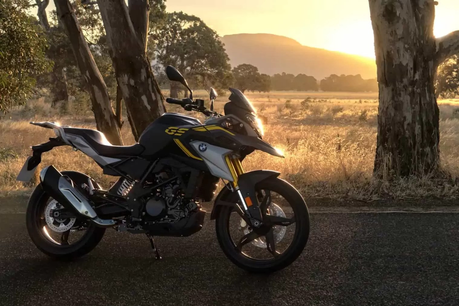 BMW G 310 GS 2020 Rally Edition