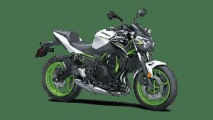 Kawasaki Z650 Design