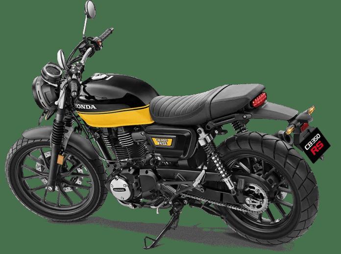 honda cb350 rs price in India