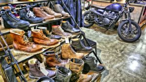 Bike Shed Boots