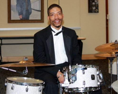 Parisien drummer