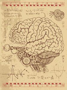 Fig. A. Fonctionnement d'un cerveau de Master Mind.