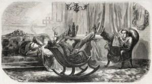Fig. A. Réunion de Jean-fesse. Musée du Ramier.
