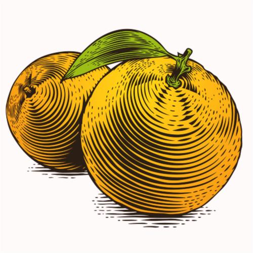 Avoir des oranges sur la cheminée [avwar déz- òrâZ syr la Seminé]