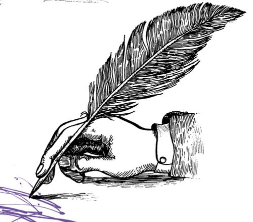 Écrire comme un notaire [ékrir kòm ê nòtèr]