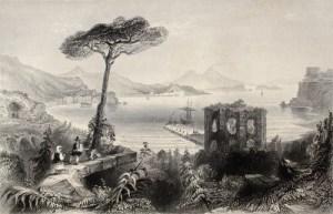 Aller à Naples sans passer par les monts