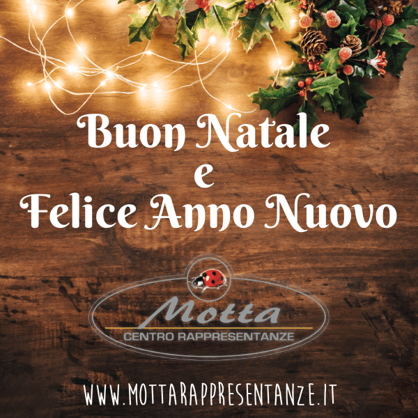 Buone feste da mottarappresentanze.it