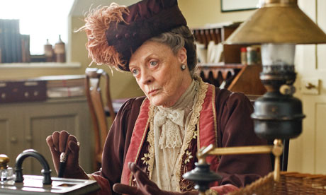 Maggie Smith Bild: © Carnival Film & Television Limited 2010. All Rights Reserved. ATV