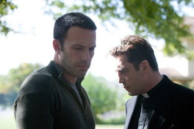 Ben Affleck, Javier Bardem Bild: Photo courtesy of Magnolia Pictures