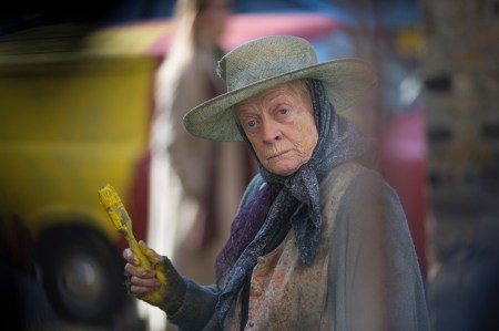 Maggie Smith ist The Lady in the Van. Bild: Park Circus