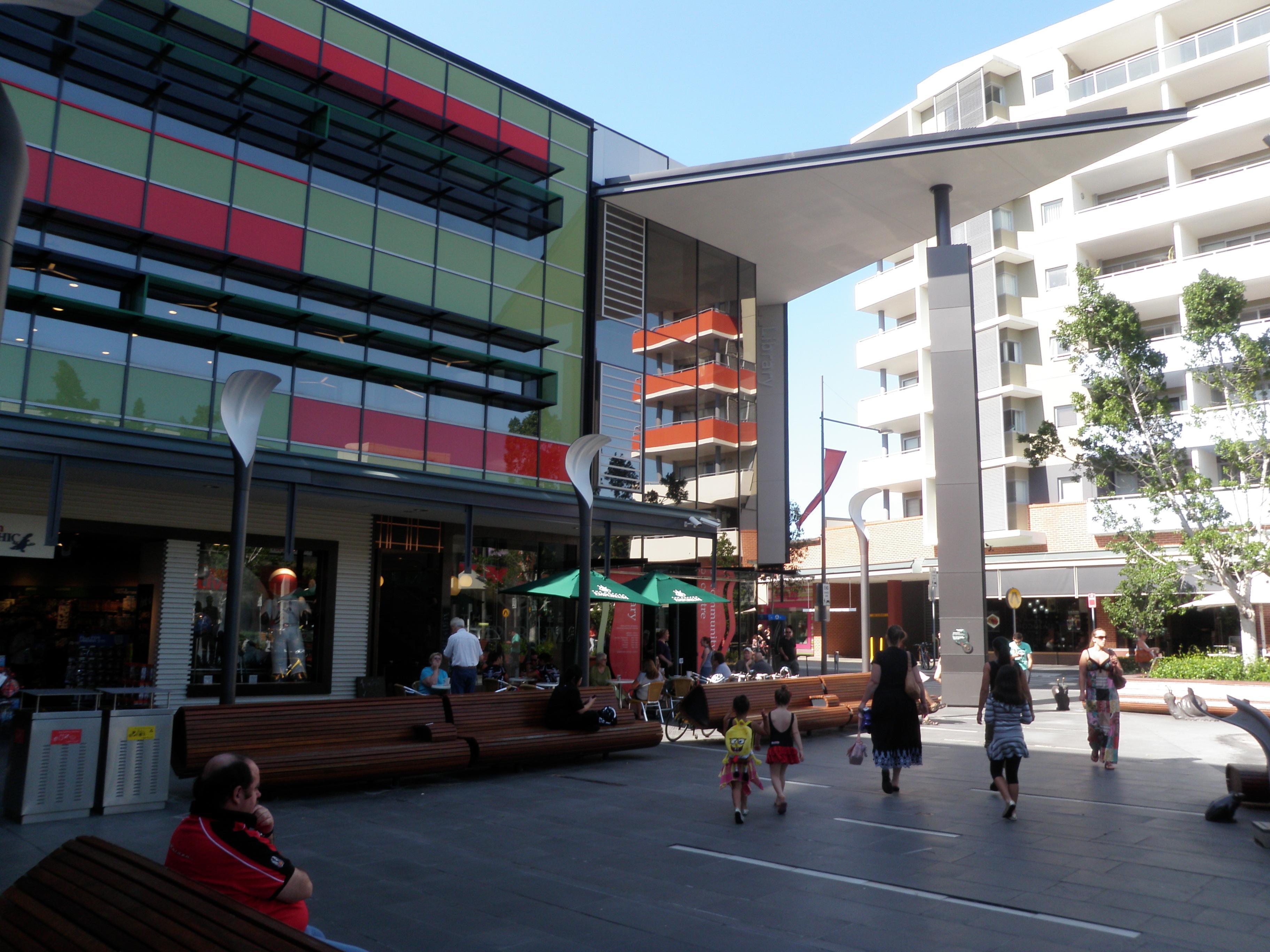 Rouse Hill Town Centre Australia Mott MacDonald