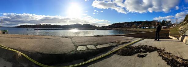 Betong-Lennart och den nya solsidan i Möttvik