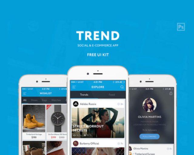 Trend UI Kit