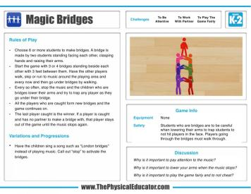 Magic-Bridges