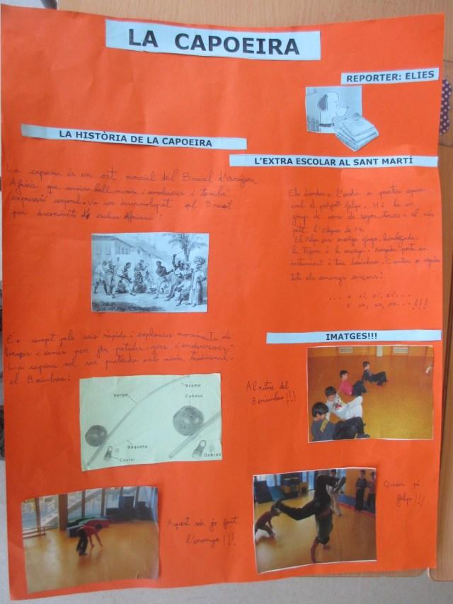 Sabeu què és la Capoeira?