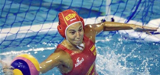 Entrevista a Laura Esther, jugadora de waterpolo