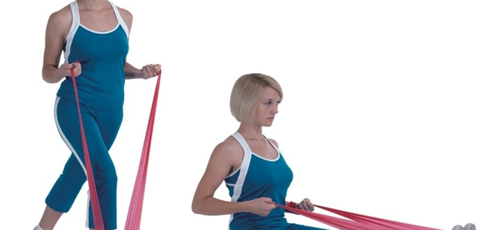 Muscular stregth & endurance resistance bar