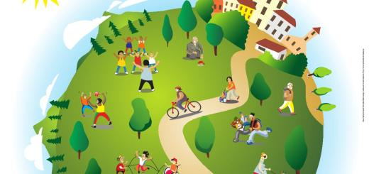 Dia mundial de l'activitat física 2015
