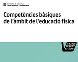 Competències bàsiques de l'àmbit de l'educació física. Educació secundària obligatòria