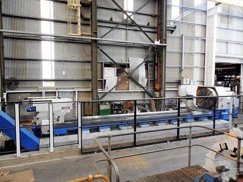 FEMCO BMC110R2 CNC Horizontal Boring Mill