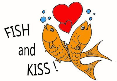 Soirée Fish and Kiss