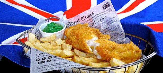 Samedi 2 juillet : Fish & Chips and Mojito