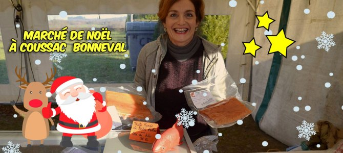 Marché de Noël de Coussac-Bonneval
