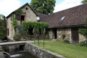 Gîte du pêcheur Moulin Authier