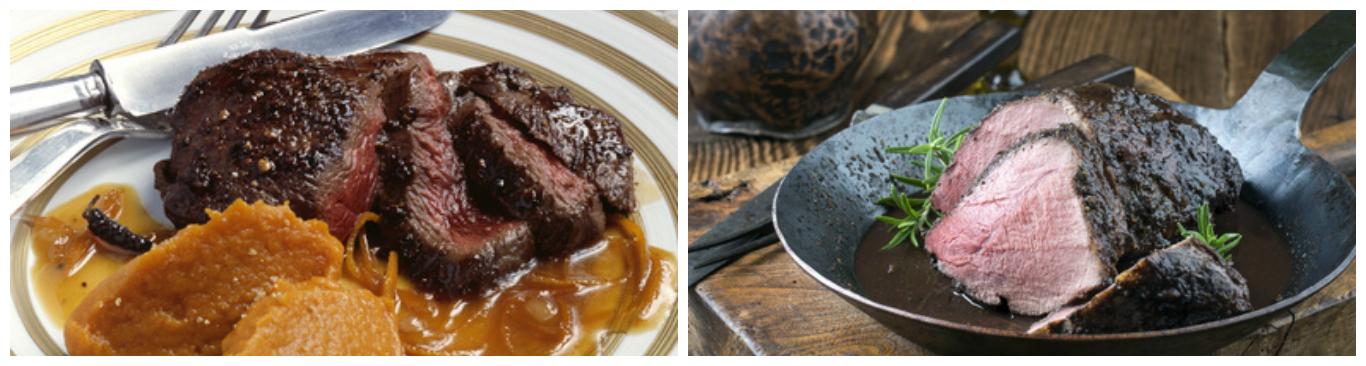 Cuisiner du gibier pour no l moulin de serres - Comment cuisiner un cuissot de sanglier ...