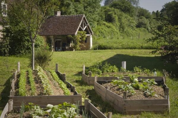 Buttes au Jardin