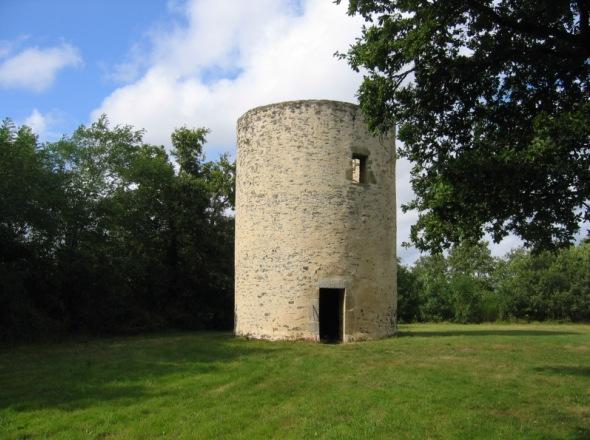 Moulin du Chiron - La Chapelle Hermier
