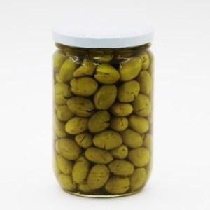 Green Olive – 0.6- Kg –