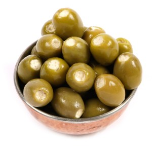 Green olive stuffed with Labneh-0.6-kg