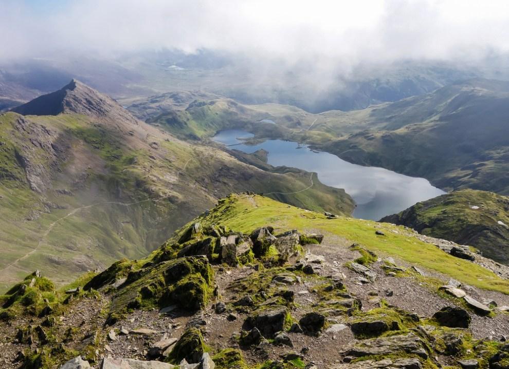 Snowdon, Mount Snowdon, Snowdonia