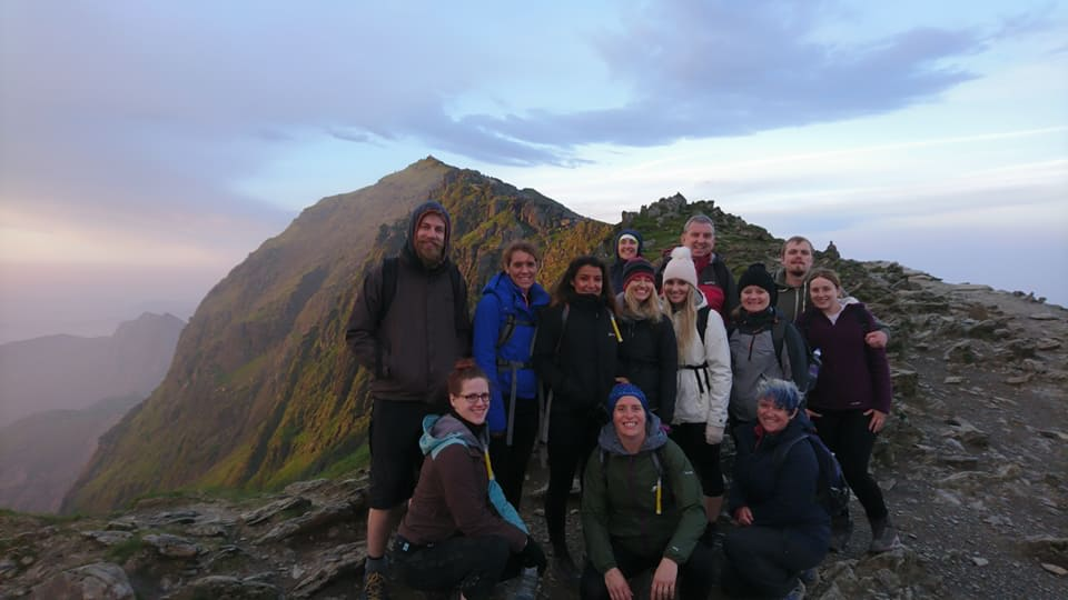 Snowdon Moonlight Walk Image 1
