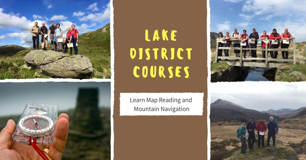 Lake District Navigation and Map Reading Courses