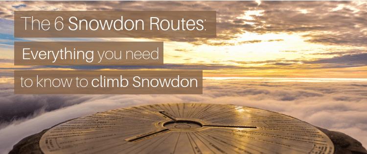Snowdon Routes Header