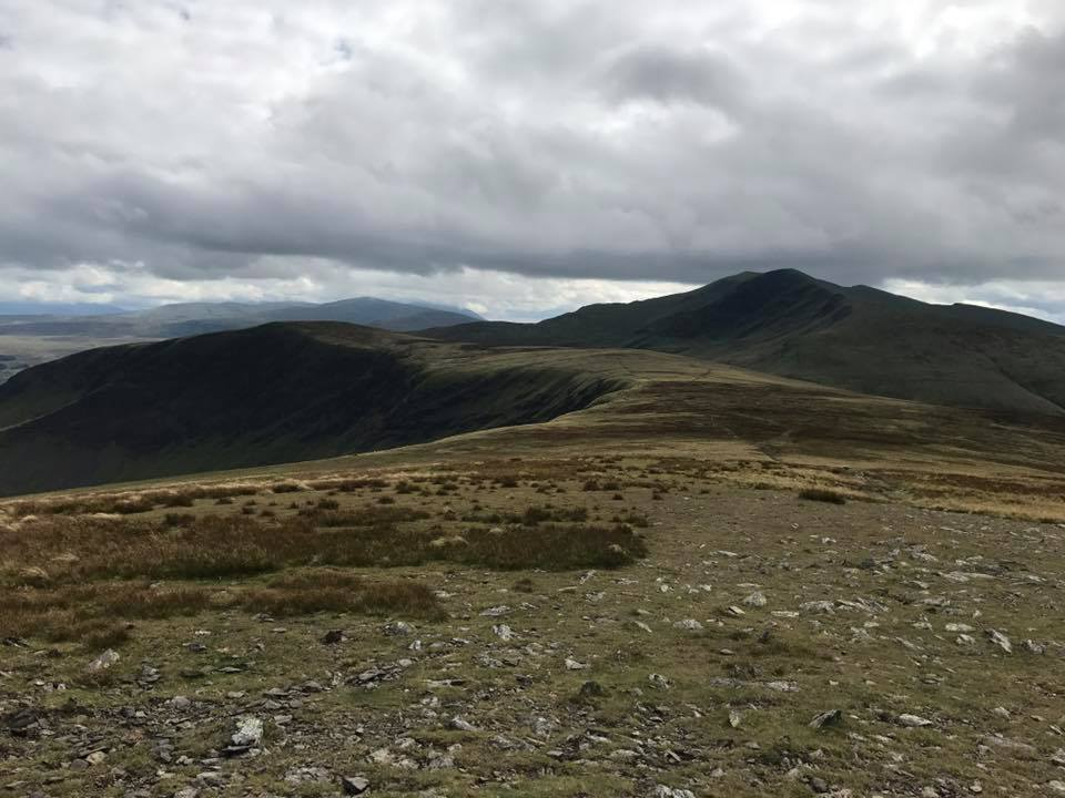 Blencathra guided walk