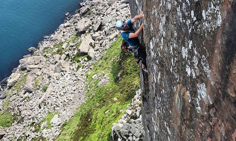 Alex Kay  |  Mountain Water Expeditions, UK Mountain Skills, DofE and First Aid Courses