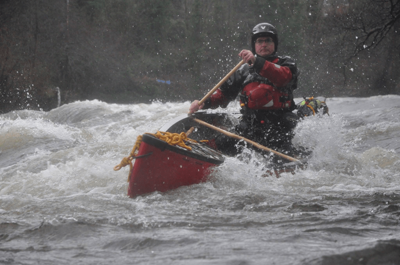 Progressive Canoe Award Mountain Water Expeditions, Water Based Courses