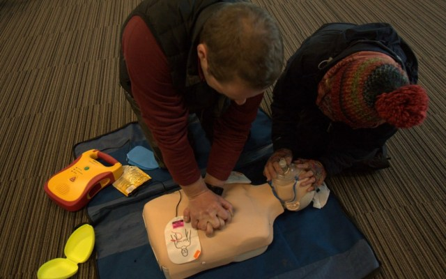 First Aid Courses from Mountain Water Expeditions