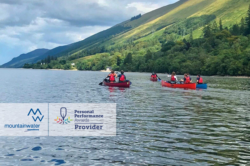 Mountain Water Expeditions Residential Canoeing