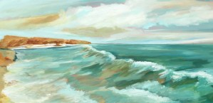 Big Santa Cruz Headlands - Sandy Taylor