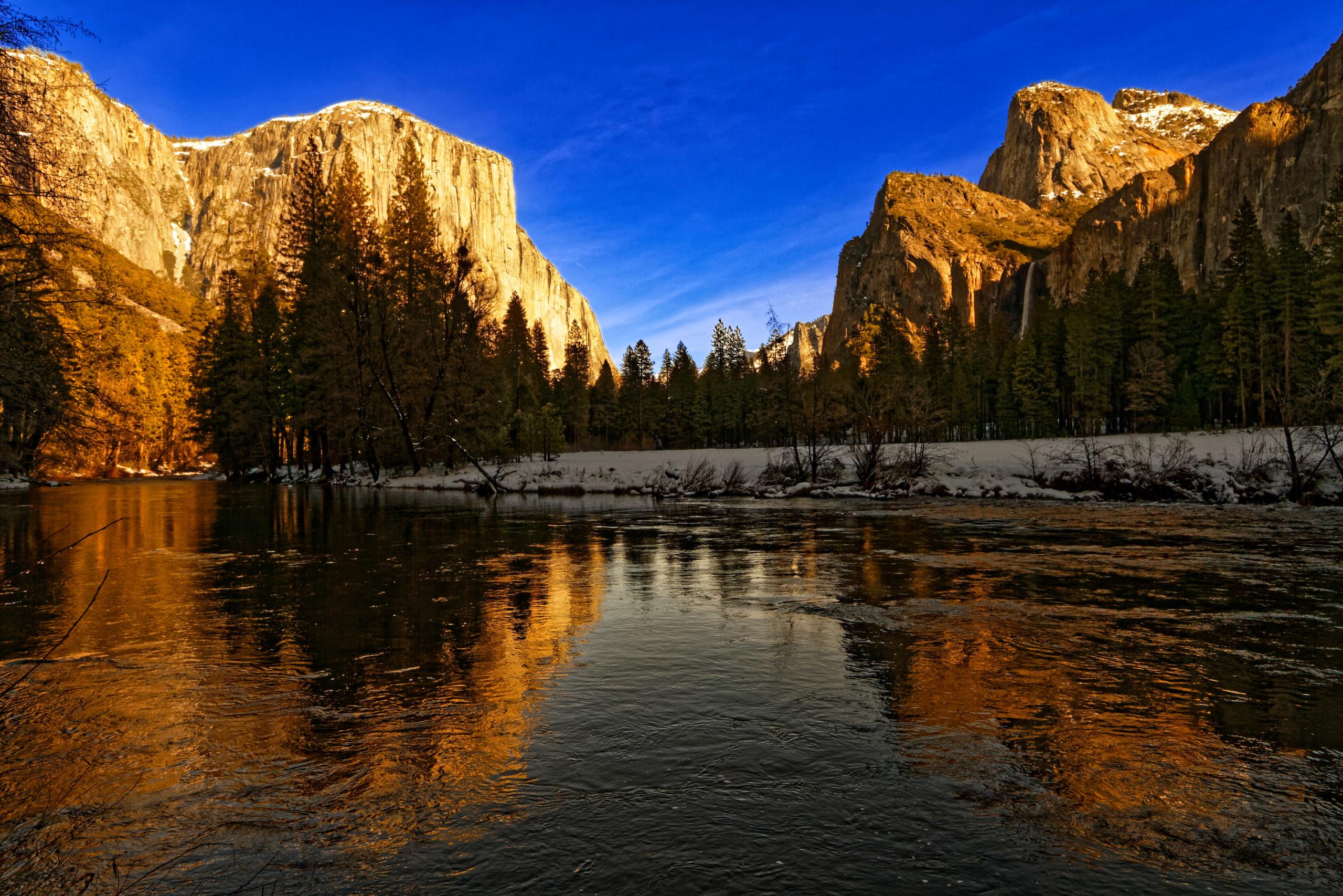 Yosemite River - Brian Salisbury